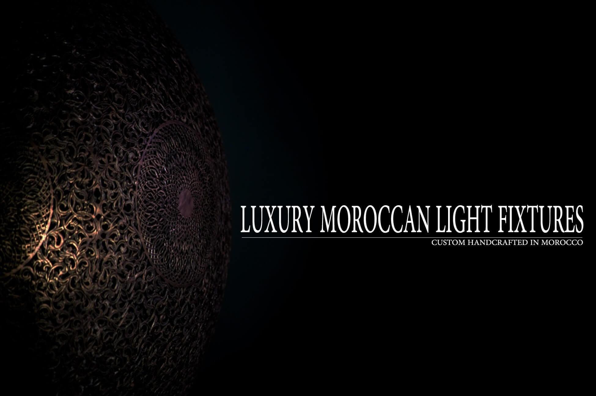 Moorish Lighting
